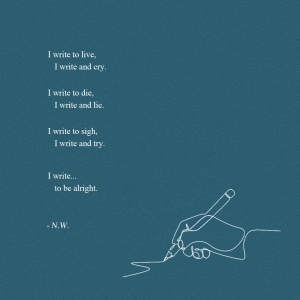 Neen Writes Isolation Verse 1